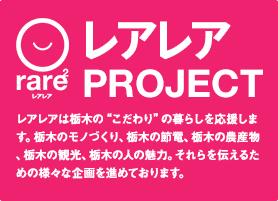 レアレア2014プロジェクト